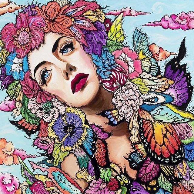 (@skyesart) Cover Image