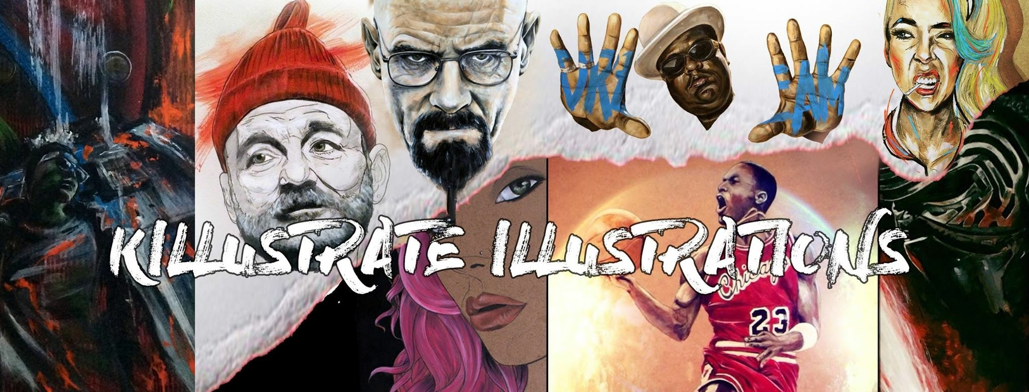 Killustrate illustrations (@killustrate) Cover Image