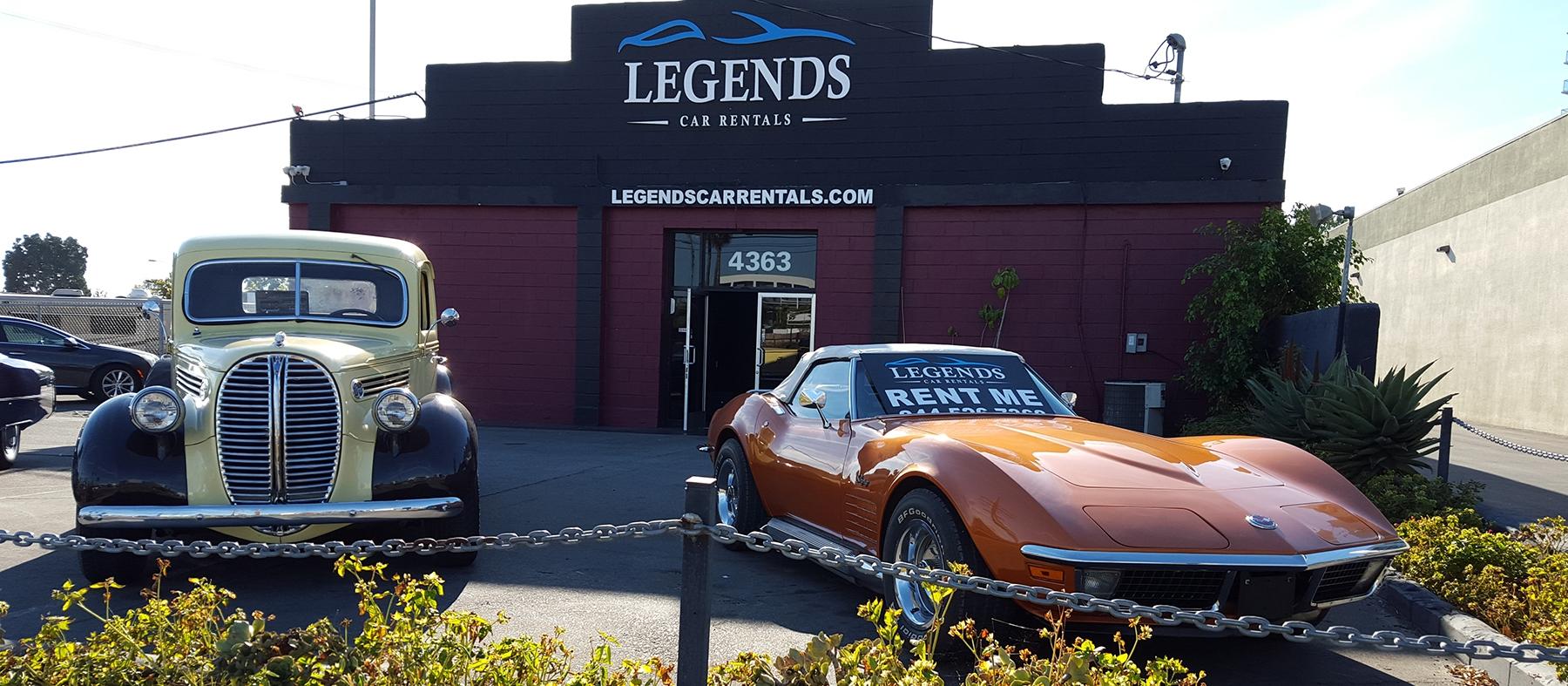 LEGENDS CAR RENTALS (@legendscarrental) Cover Image