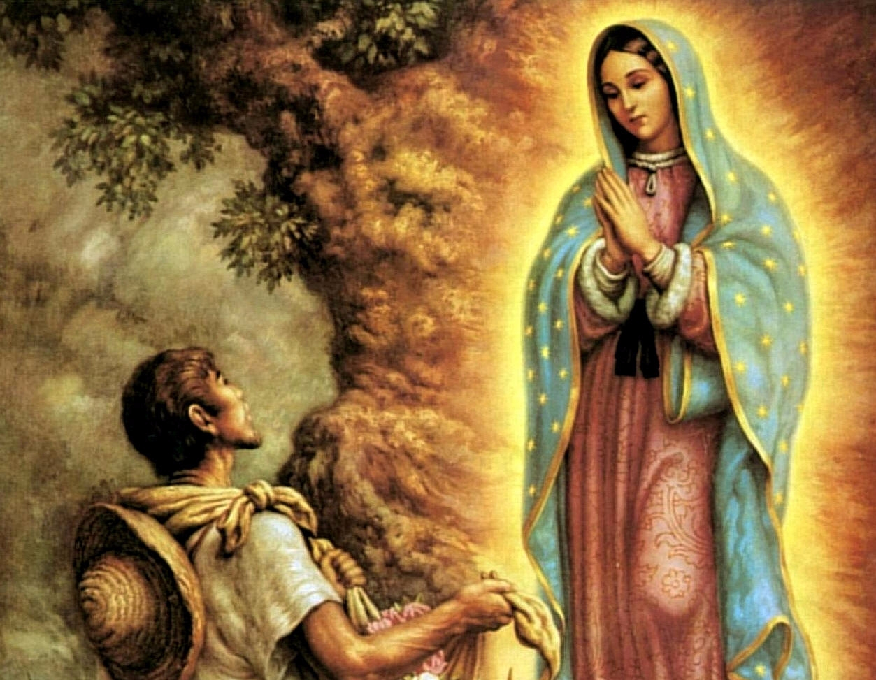 Virgen de guadalupe (@virgendeguadalupe) Cover Image