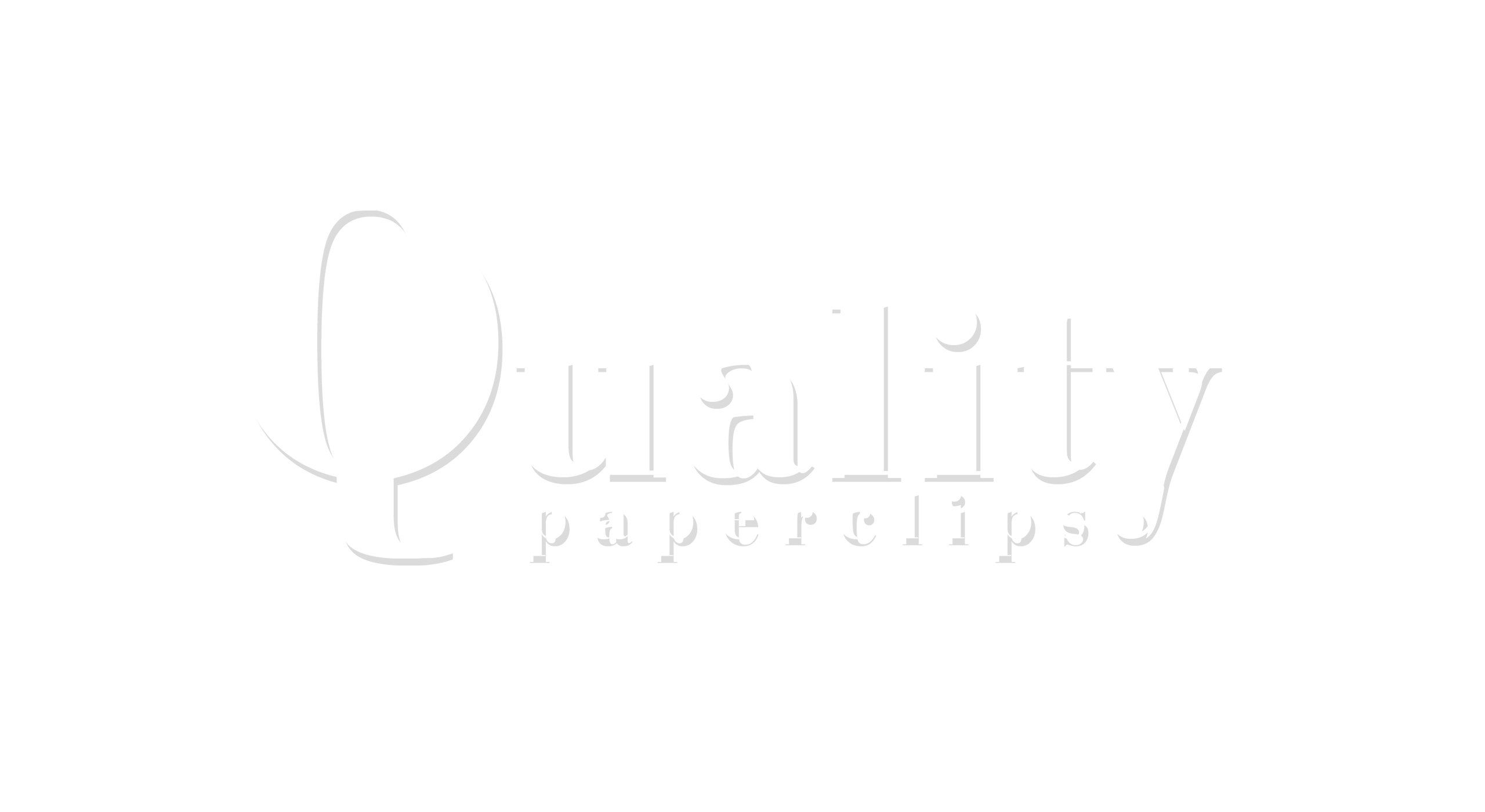 Quality Paperclips (@qualitypaperclips) Cover Image