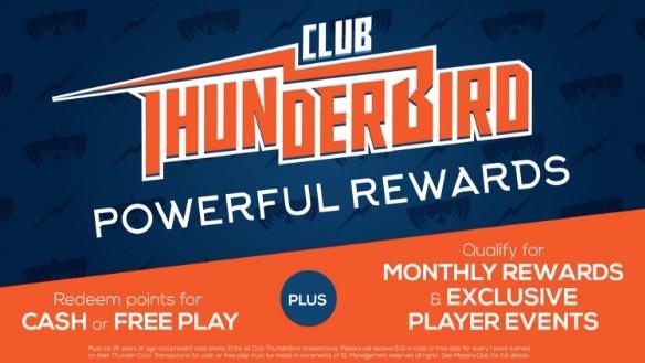 Thunderbird Casino (@thunderbirdcasino) Cover Image