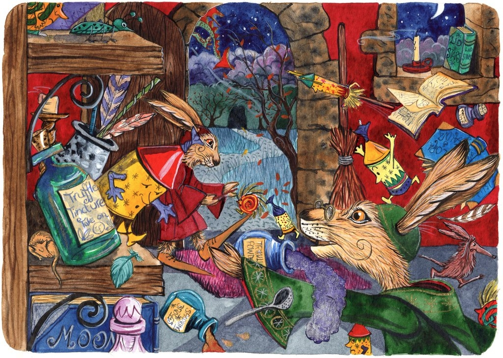 Jacqui Lovesey (@matlockthehare) Cover Image