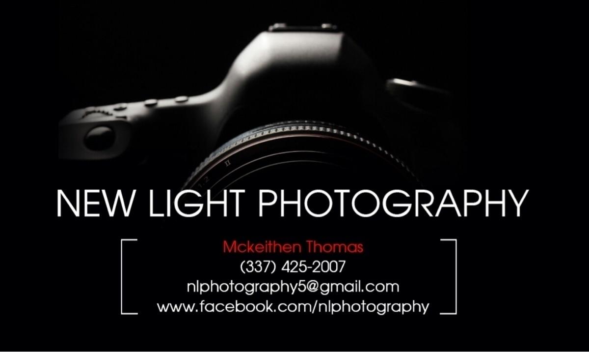 Mckeithen (@newlightphotography) Cover Image