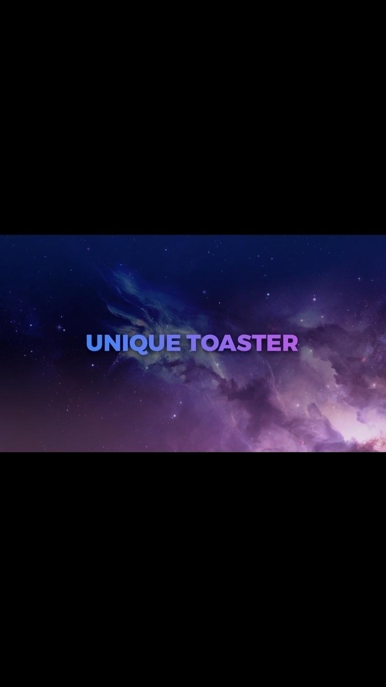 UniqueToaster (@uniquetoaser) Cover Image