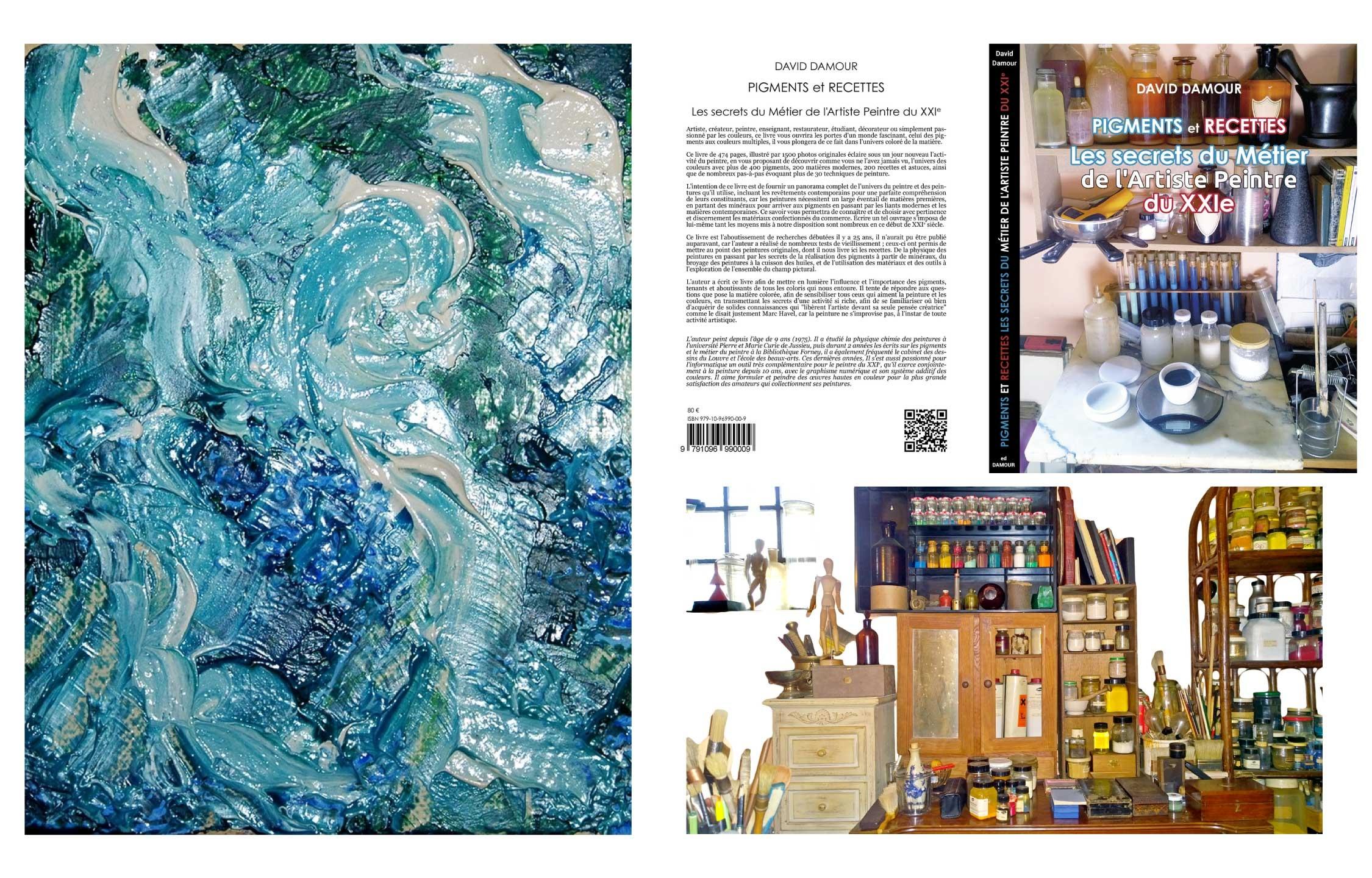 David Damour (@pigmentsrecettes) Cover Image