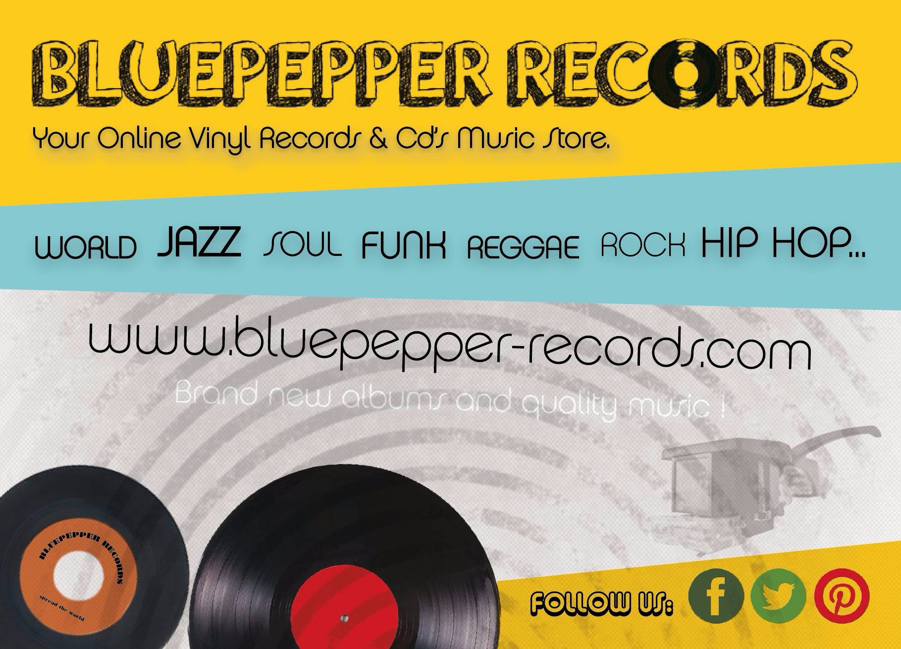 BLUEPEPPER RECORDS (@bluepepper-records) Cover Image