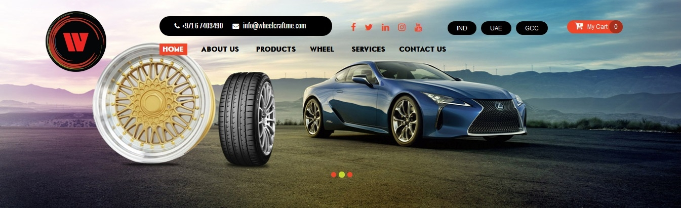 WheelCraft (@wheelcraft) Cover Image