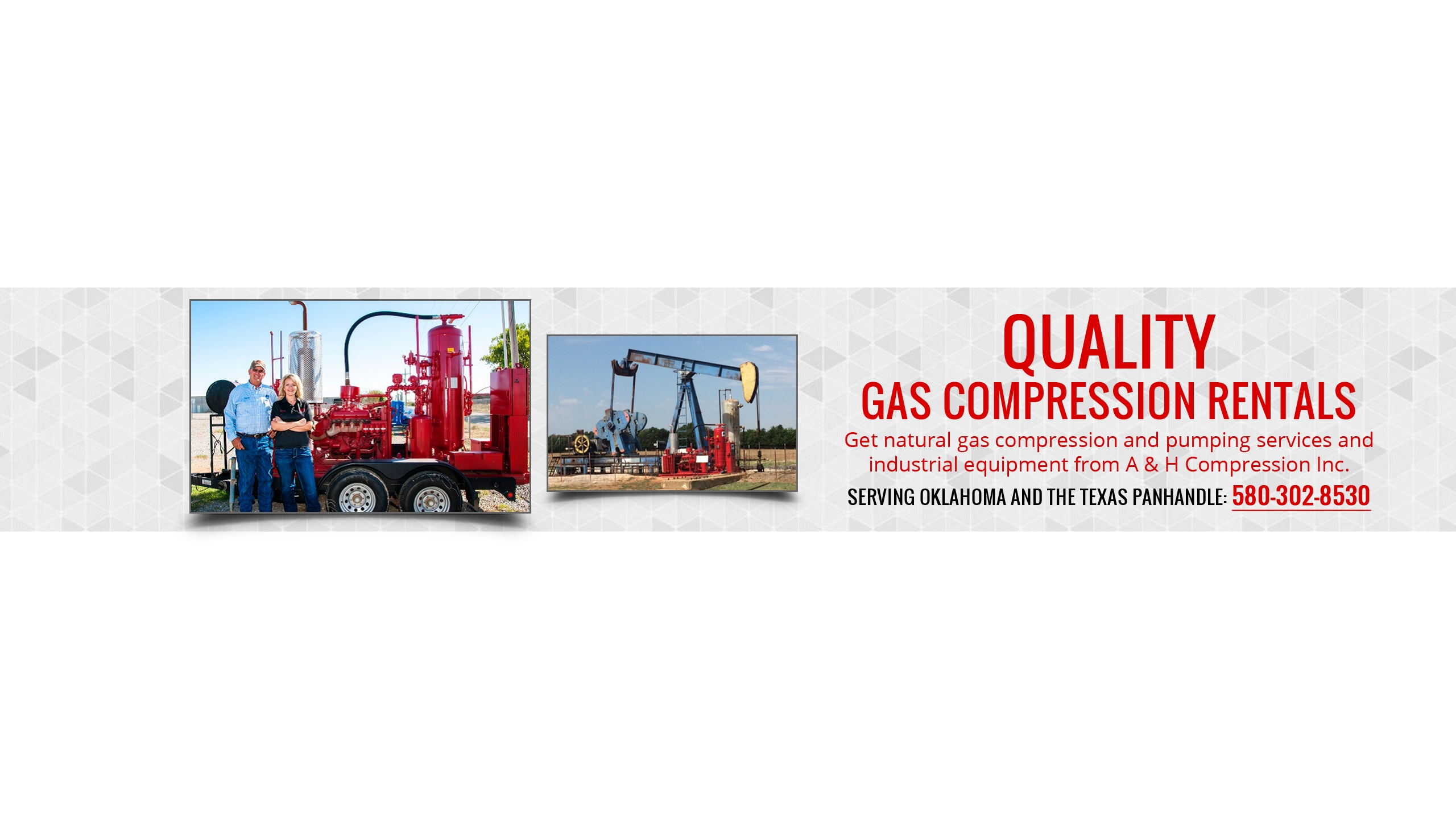 Gas Company : Oil & Gas Company (@aandhcompression) Cover Image