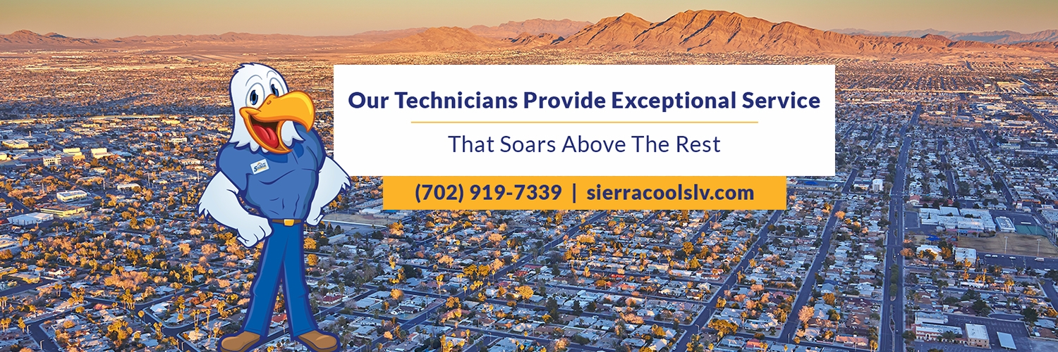 Sierra LLC Air Conditioning & Cooling (@sierrallc) Cover Image