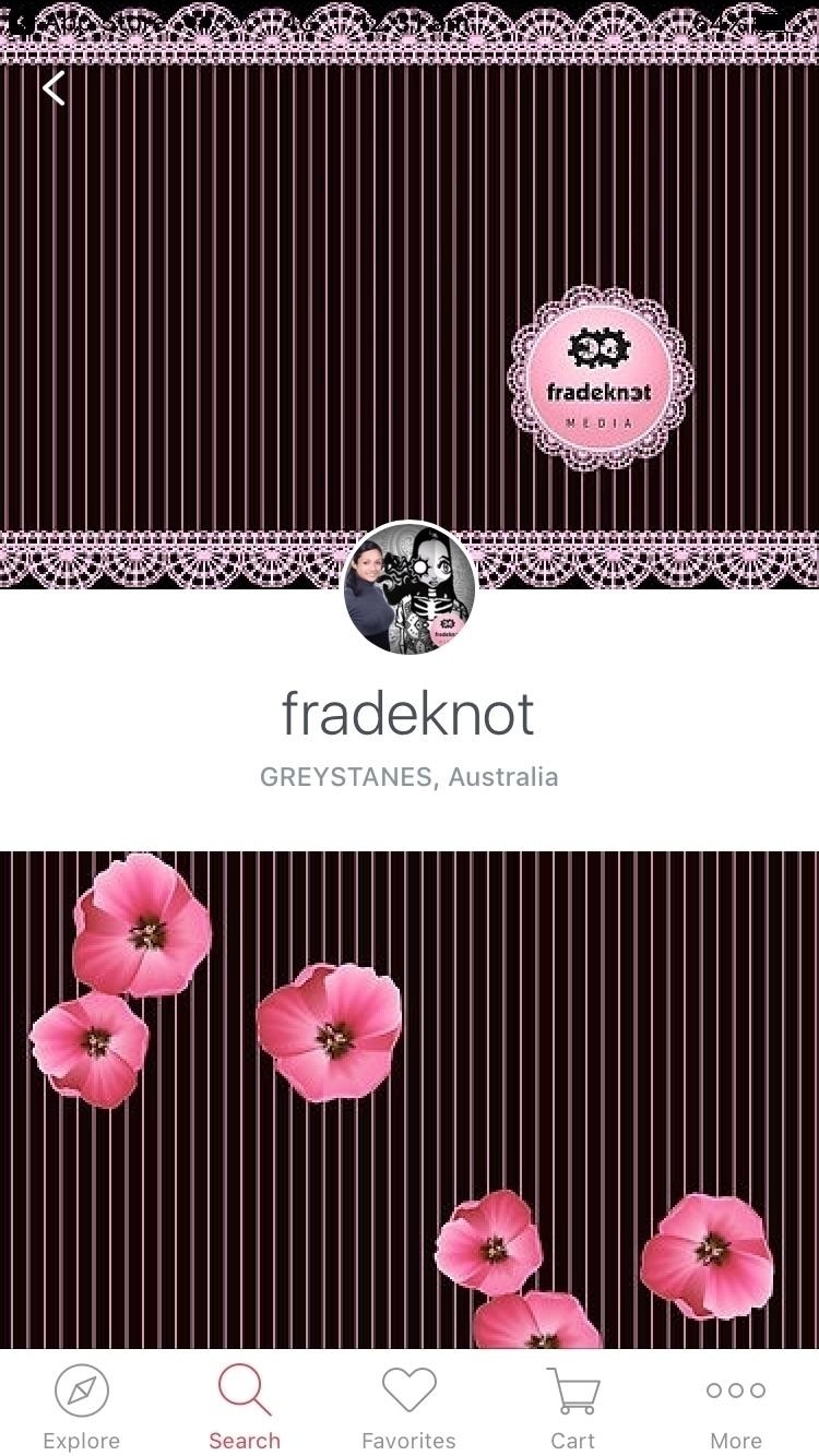 Tamara (@fradeknot) Cover Image