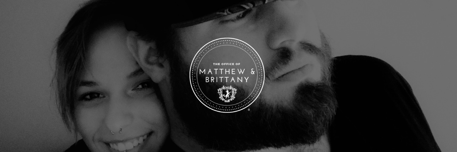 Office of Matthew & Brittany Sparks (@officembs) Cover Image