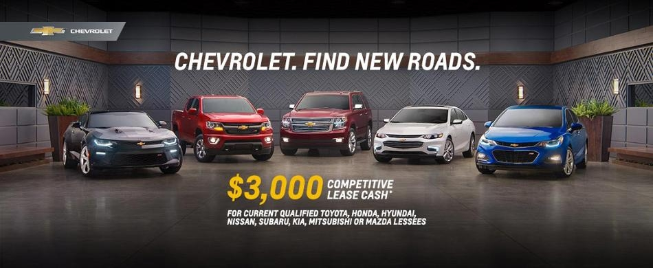 Hawk Chevrolet (@hawkchevy) Cover Image
