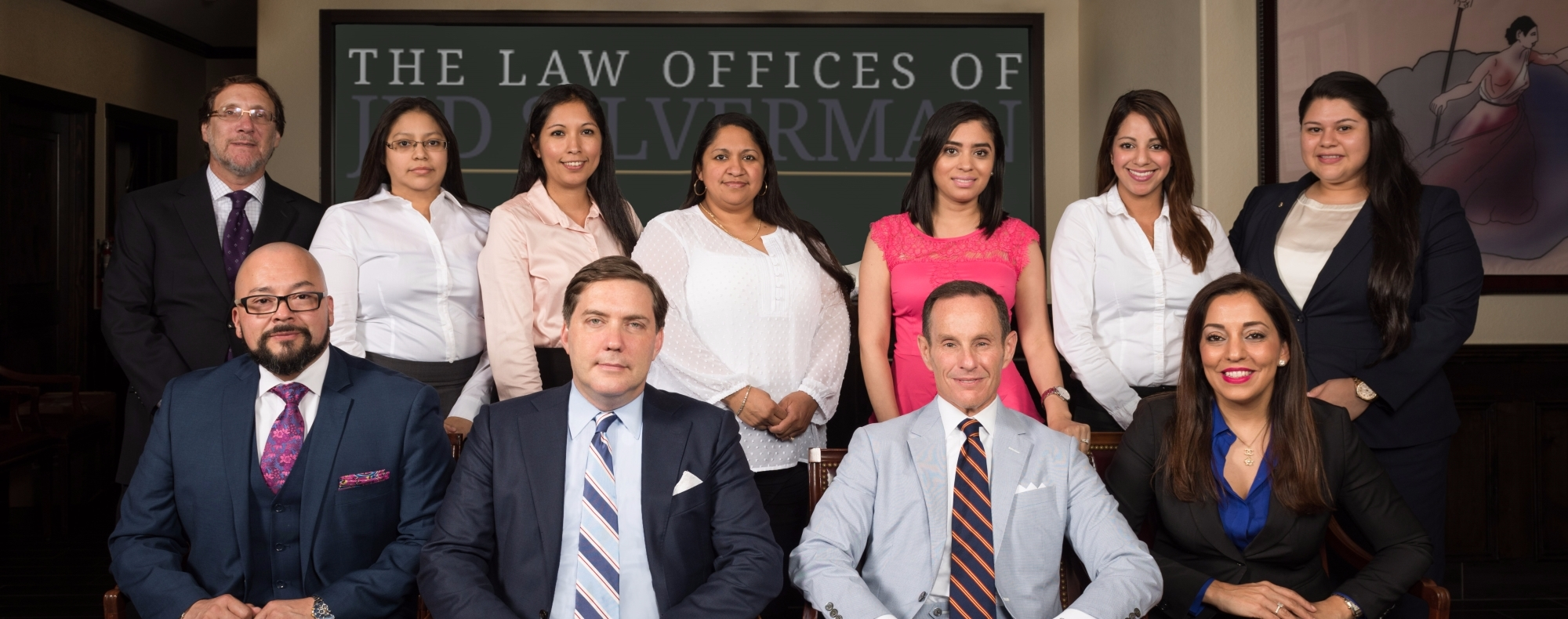 The Law Offices of Jed Silverman (@jedsilvermanlaw) Cover Image
