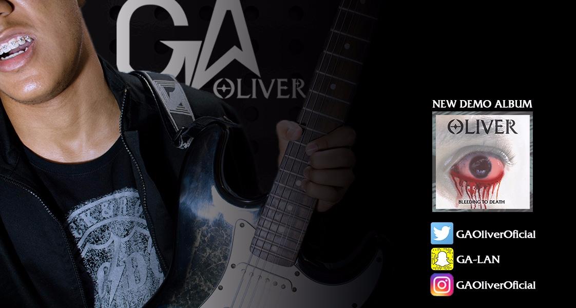 G.A. Oliver (@gaoliver) Cover Image