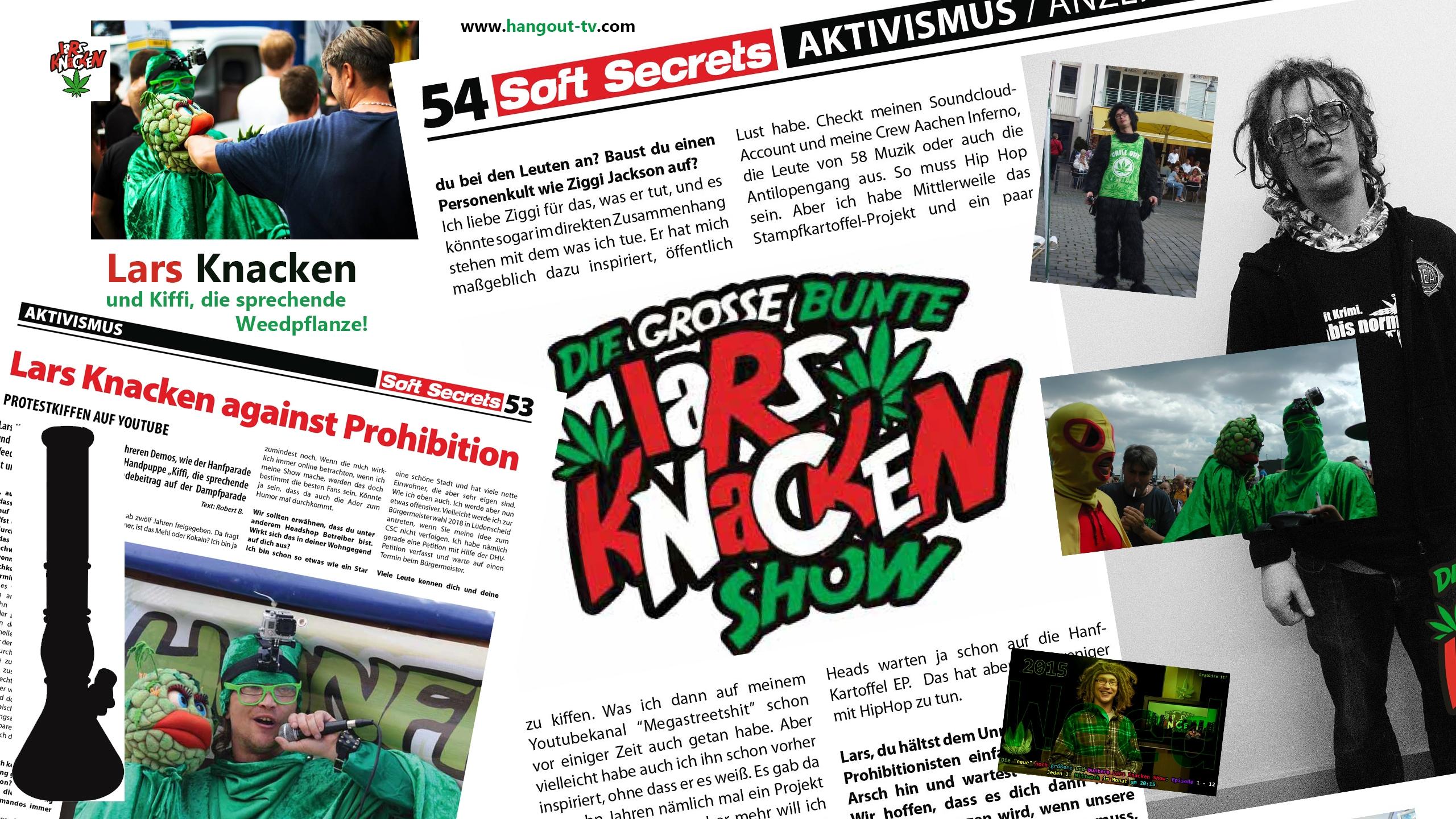 Lars Knac (@larsknacken) Cover Image