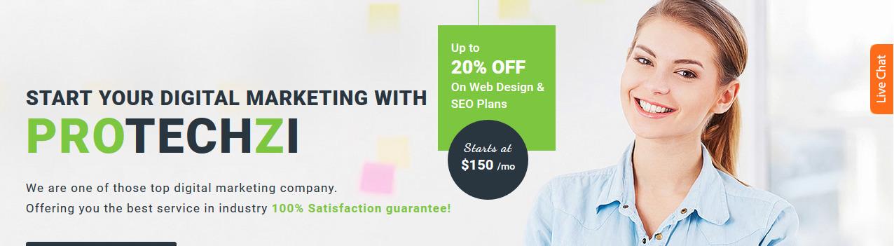 ProtechZi Digital Marketing (@protechzi) Cover Image