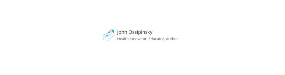 John Ossipinsky (@johnossipinsky) Cover Image