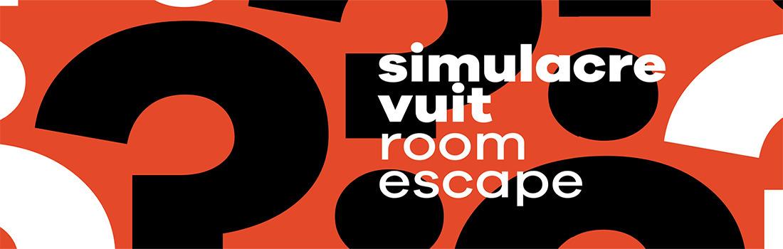 Simulacre VUIT Room Escape (@simulacrevuit) Cover Image