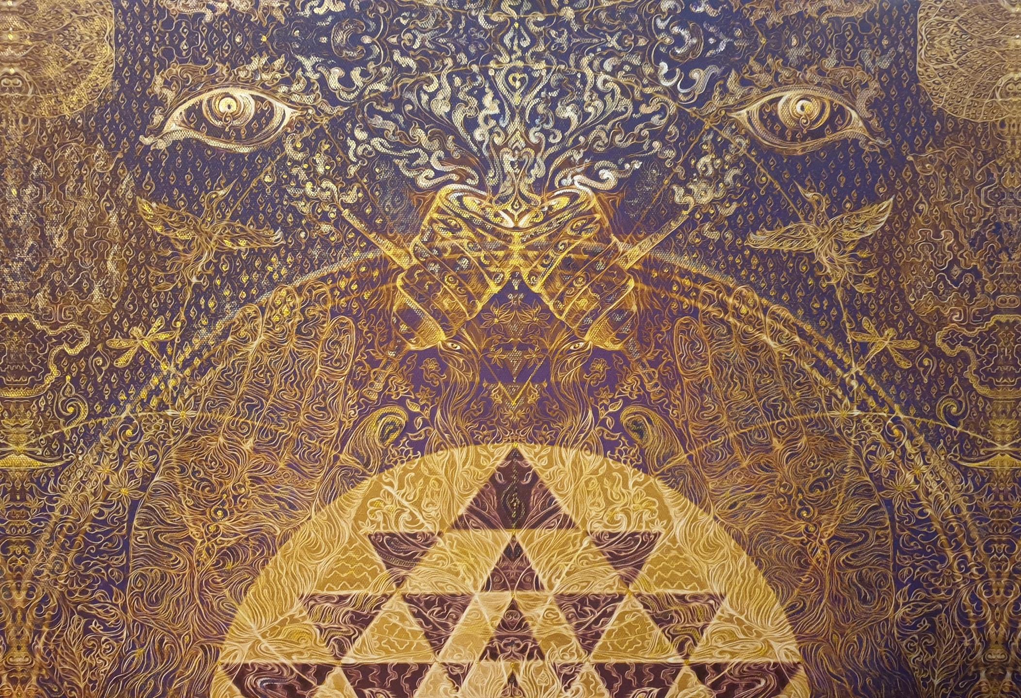ChiTree Kai (@chitree-visualalchemy) Cover Image