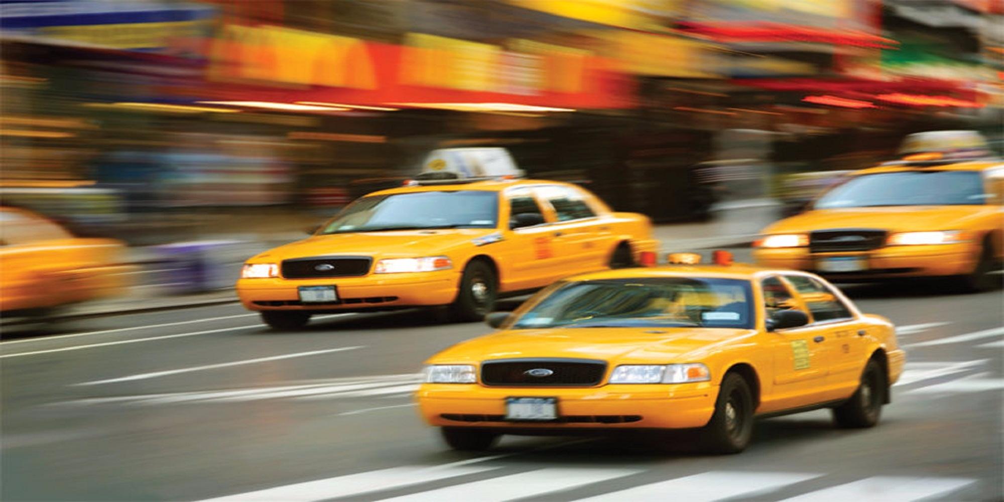 Texas Yellow & Checker Taxi (@bigtexascab) Cover Image