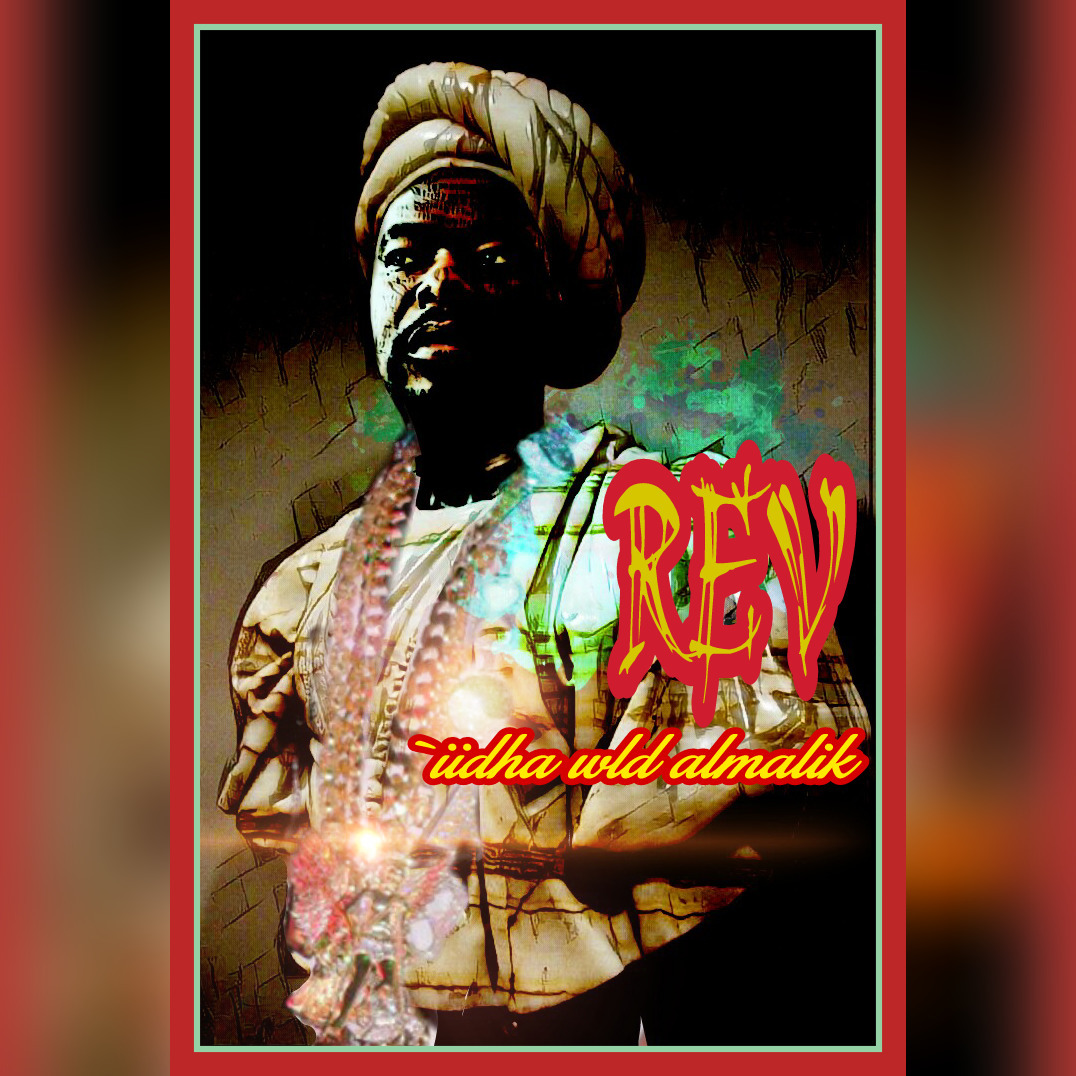 Ra'id Rasuli (@thereverend510) Cover Image