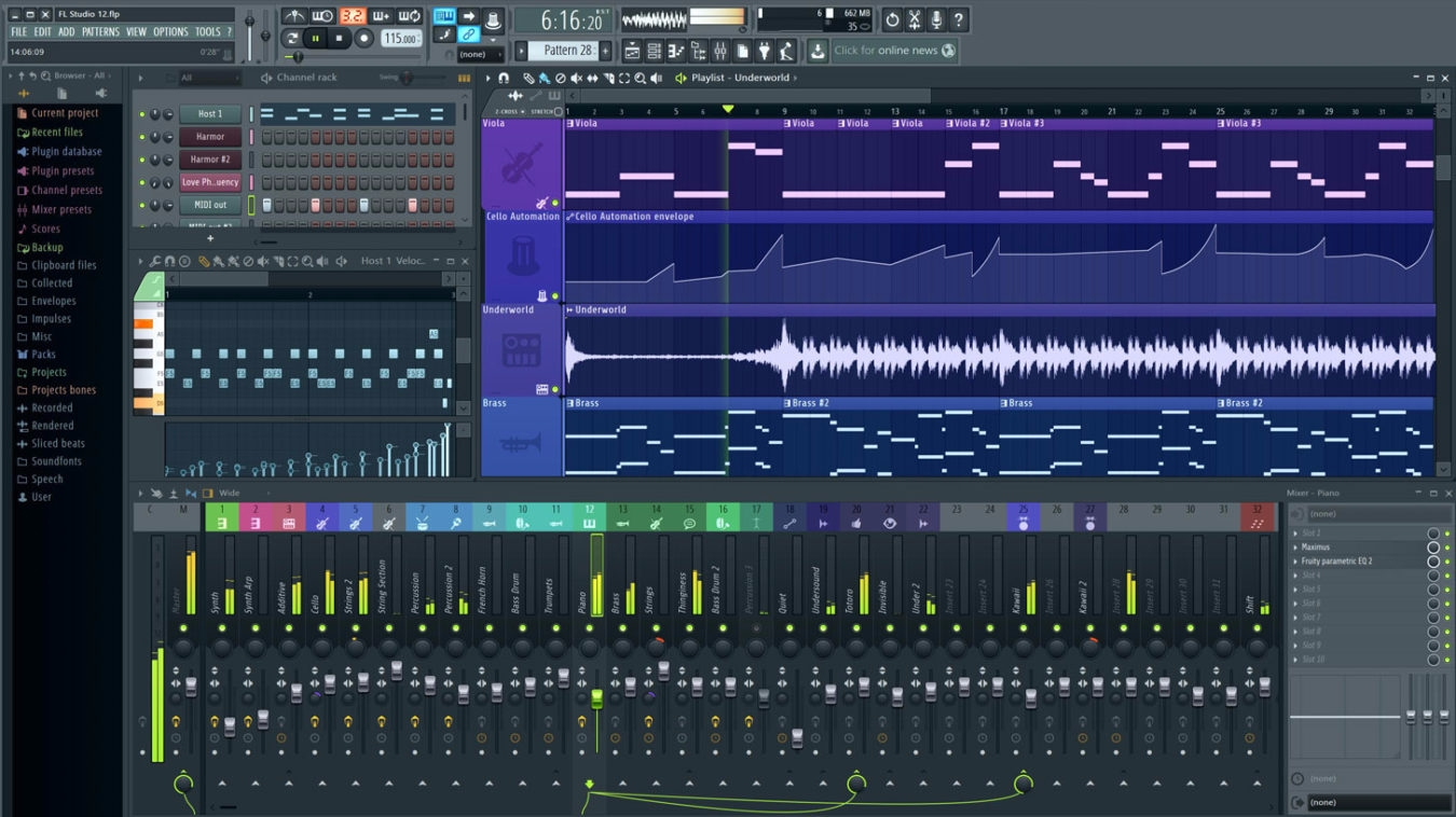 How To Mix Music (@howtomixmusic) Cover Image