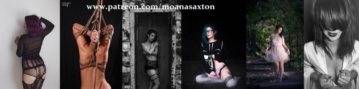 Moana Saxton (@moanasaxton) Cover Image
