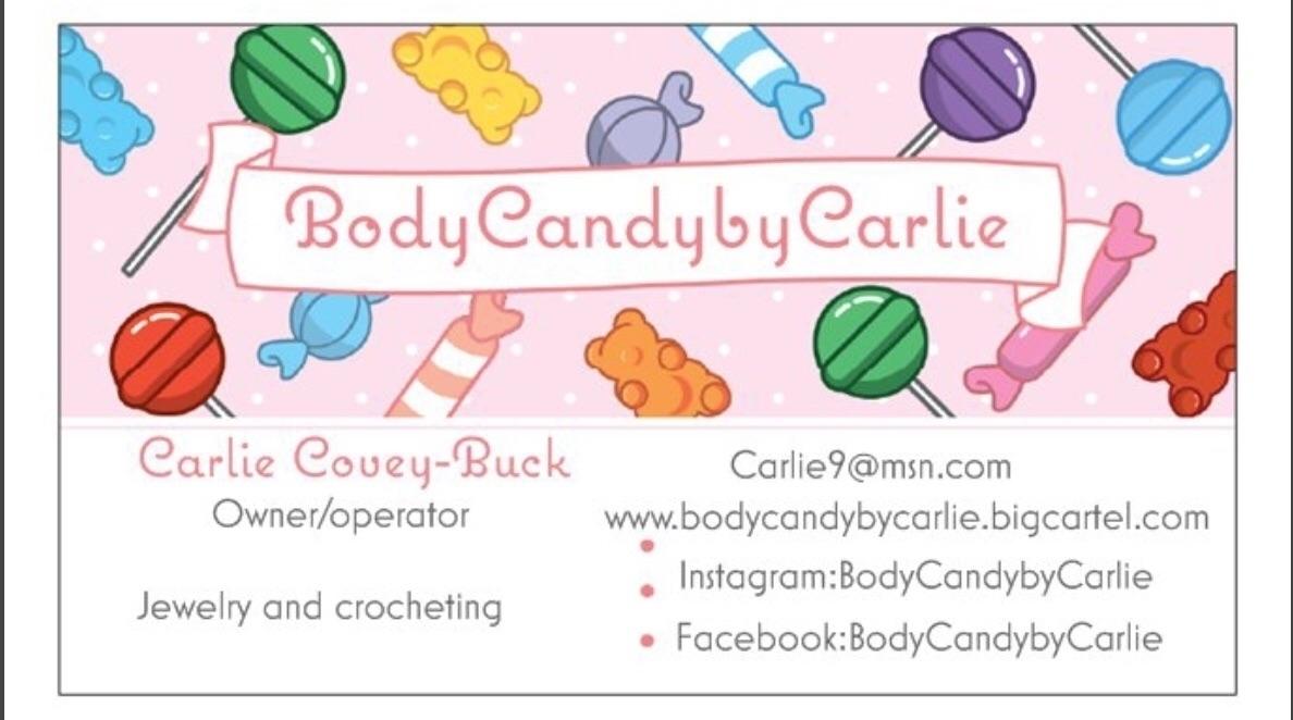 Carlie (@bodycandybycarlie) Cover Image