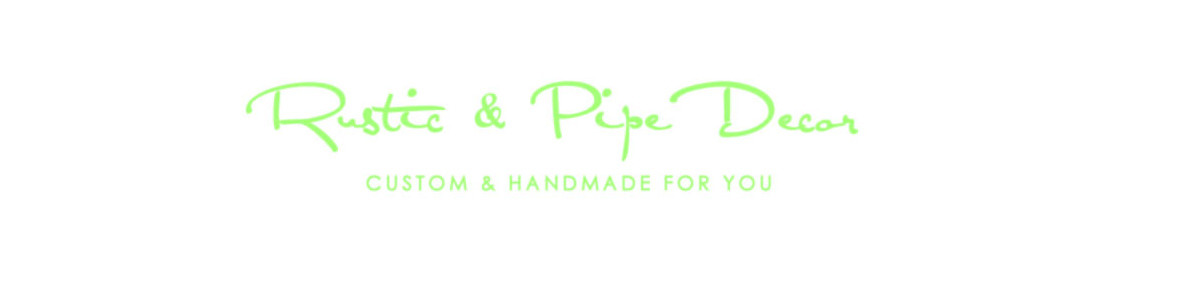 Rustic & Pipe Decor (@rusticandpipedecor) Cover Image
