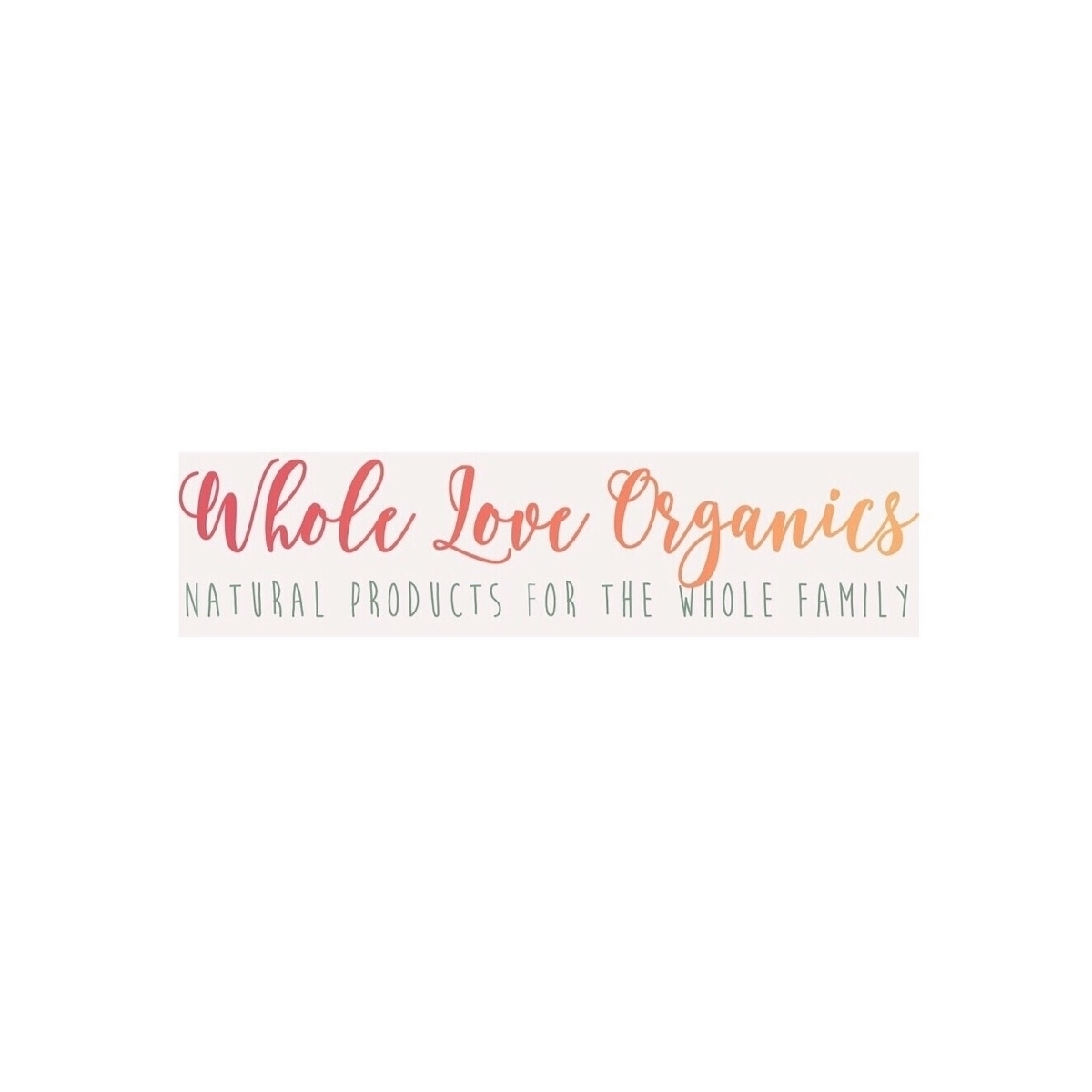 Whole Love Organics (@wholeloveorganics) Cover Image