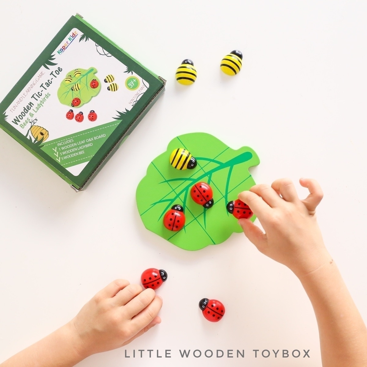 Little Wooden Toybox (@littlewoodentoybox) Cover Image