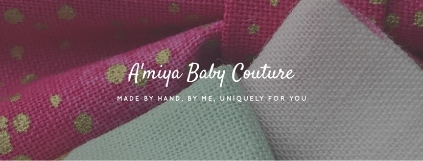 A'miya Baby Couture  (@amiyababycouture) Cover Image