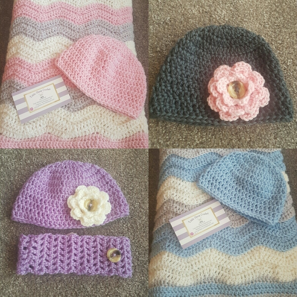 (@littlesheepcrochet) Cover Image