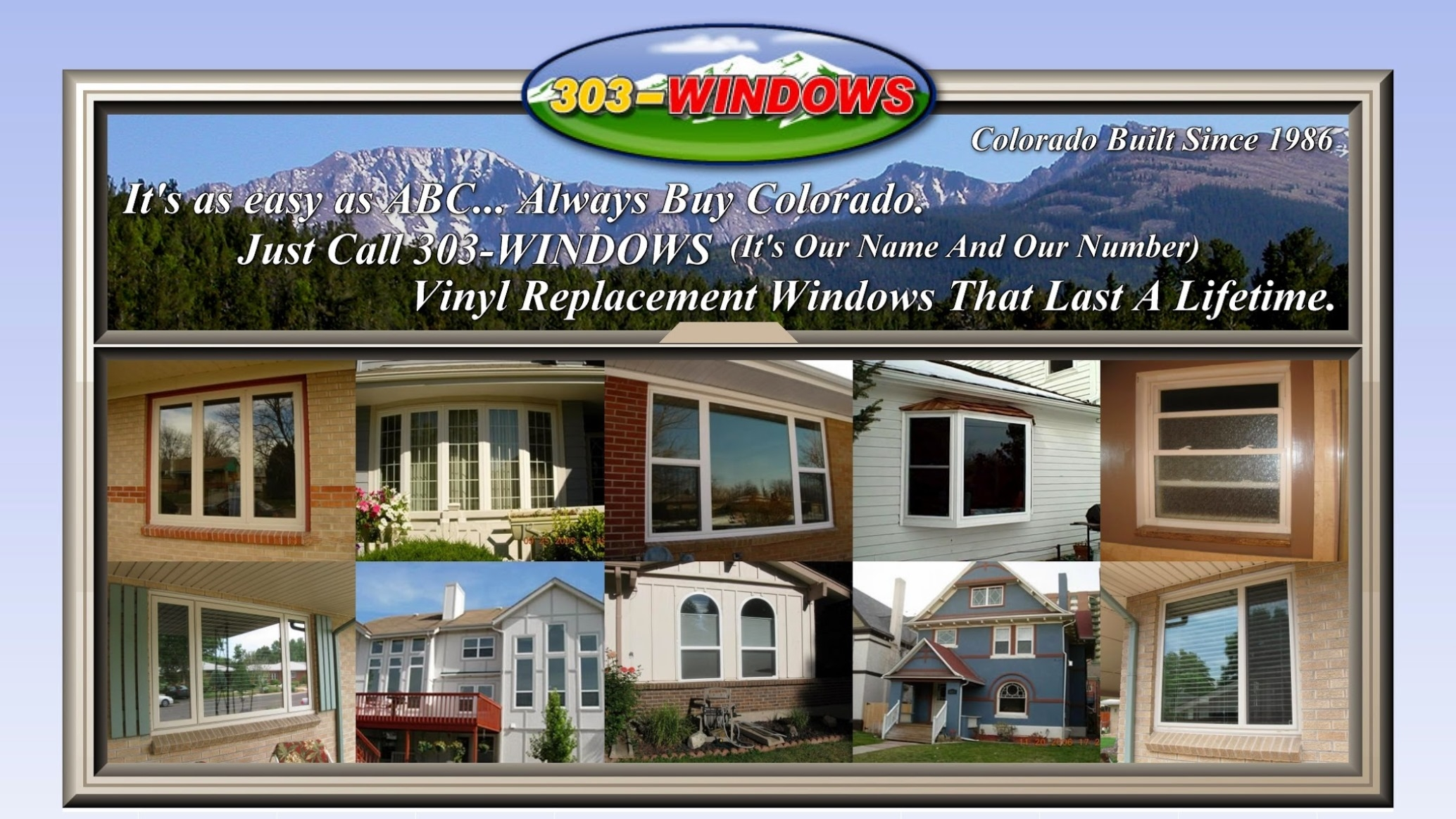 303 Windows (@303windows) Cover Image