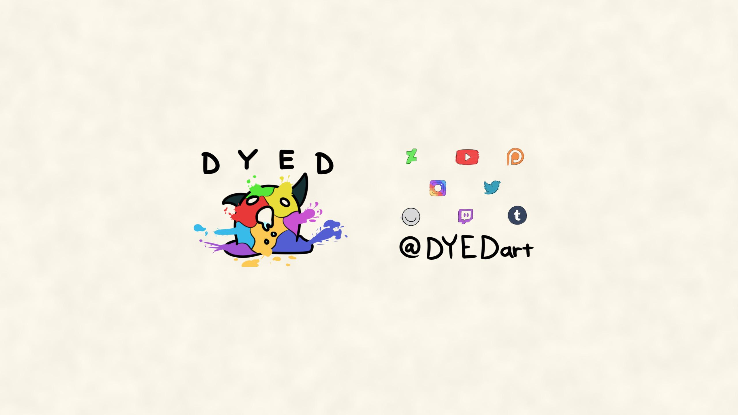 DYEDart (@dyedart) Cover Image