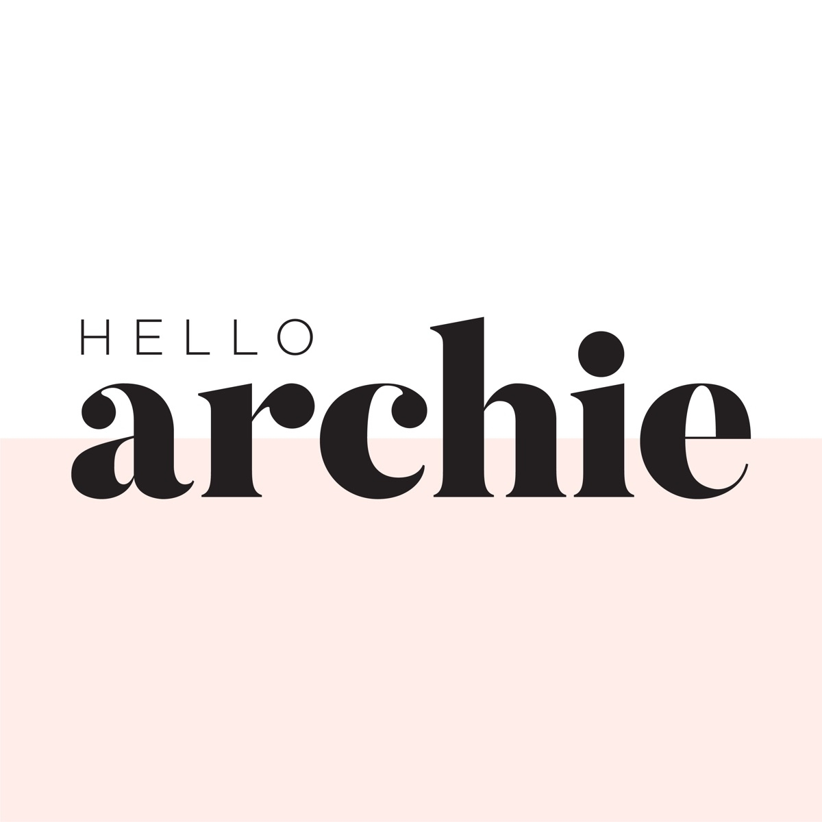 @helloarchie Cover Image
