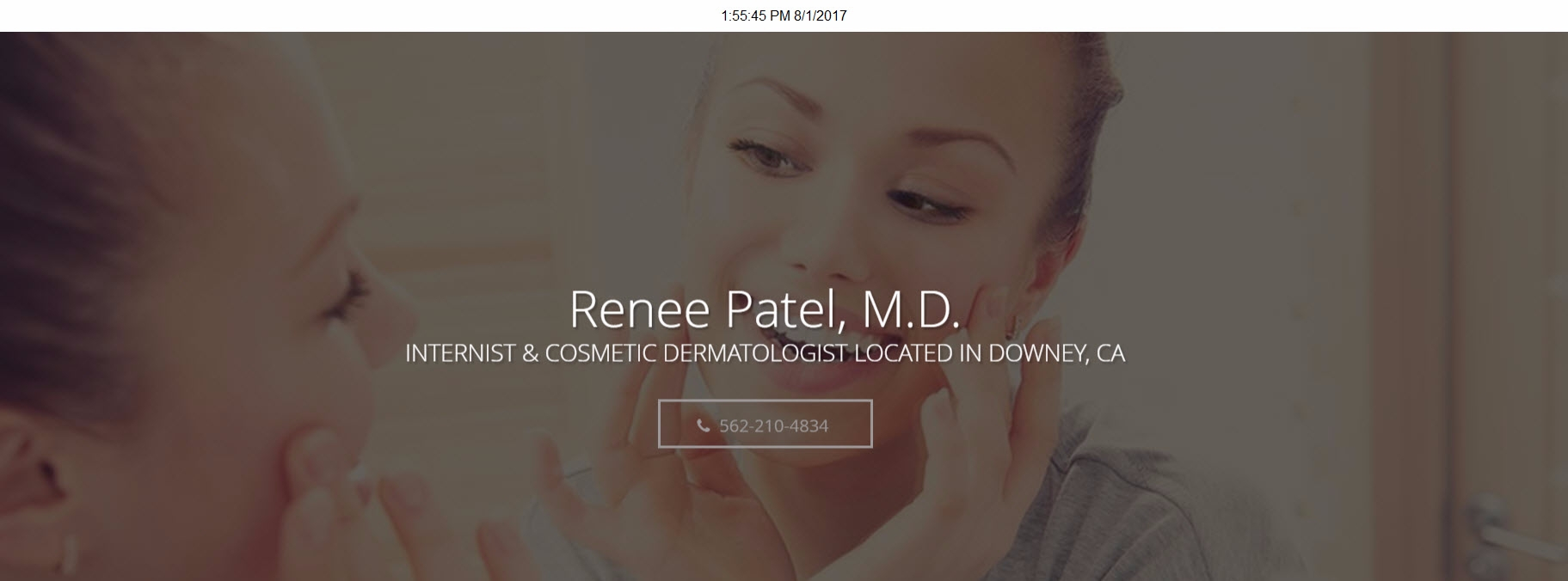 Renee Patel MD Tattoo Removal Los Angeles (@reneepatelmd) Cover Image