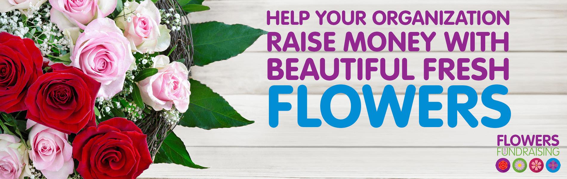 FlowersForFundraising (@flowersforfundraising) Cover Image