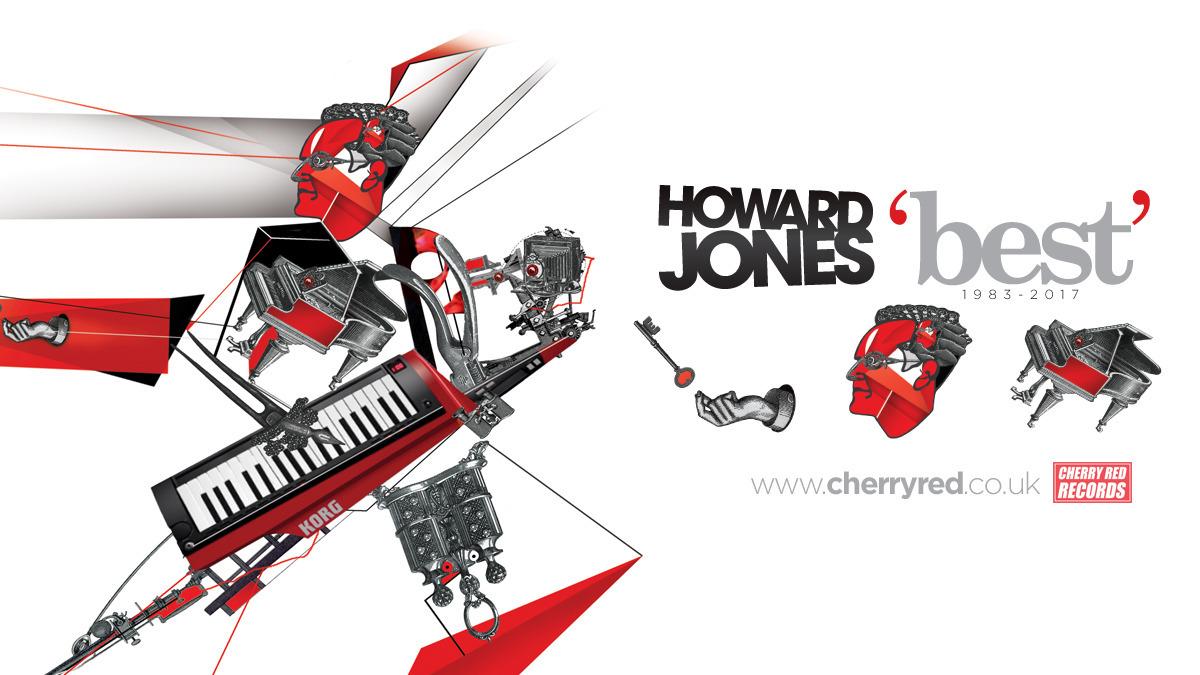 Howard Jones  (@howardjonesuk) Cover Image