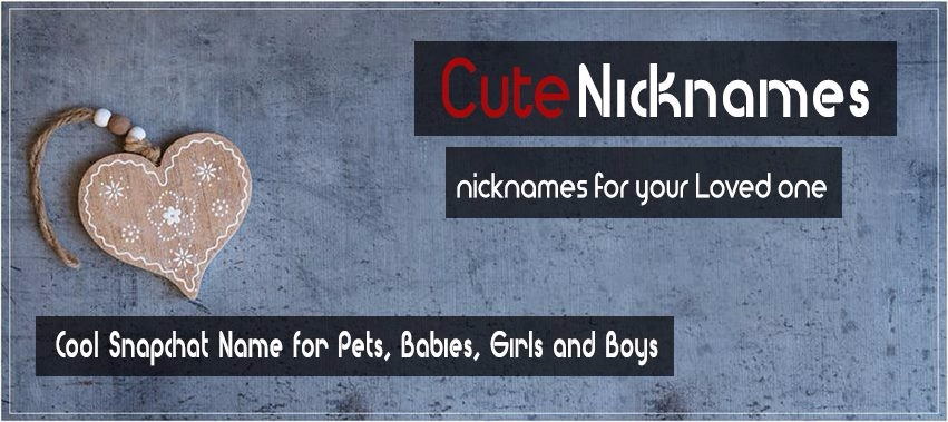 Cute Nicknames (@cutenicknames) Cover Image