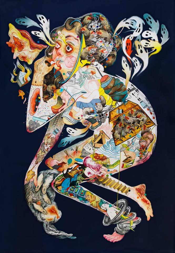 Dani Crosby (@crosbydani) Cover Image