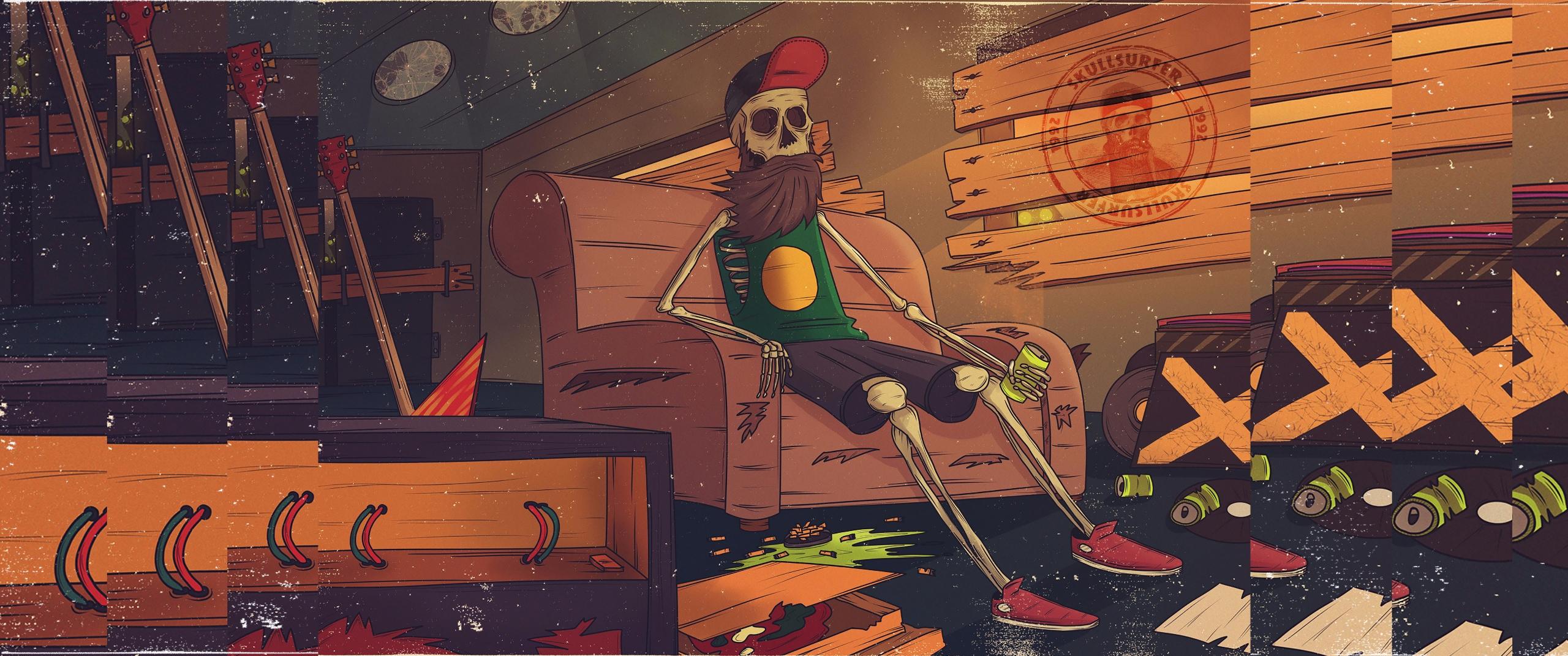 skullsurfer (@skullsurfer27) Cover Image