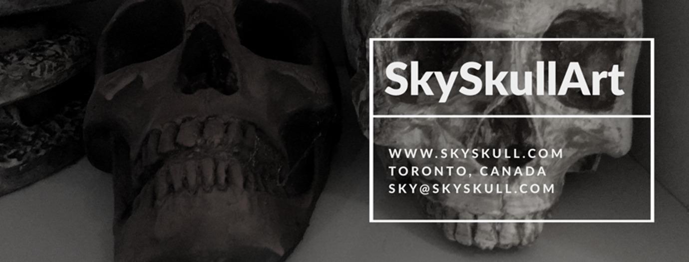 SkySkull Art (@skyskull) Cover Image