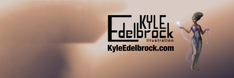 Kyle Edelbrock (@kyleedelbrockillustration) Cover Image