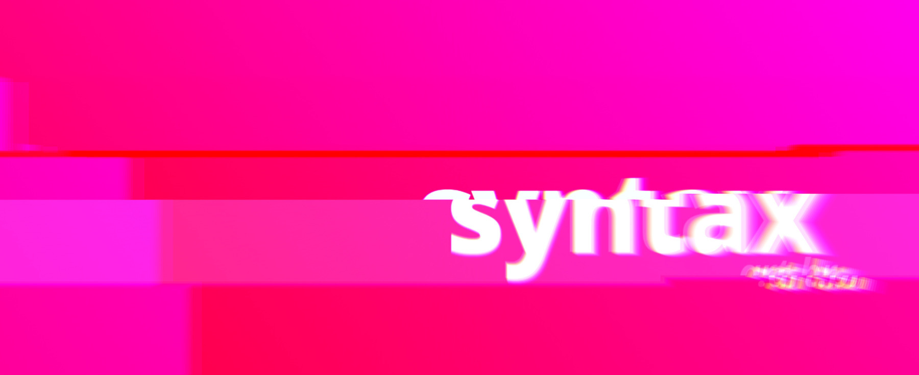 Syntax (@syntax) Cover Image