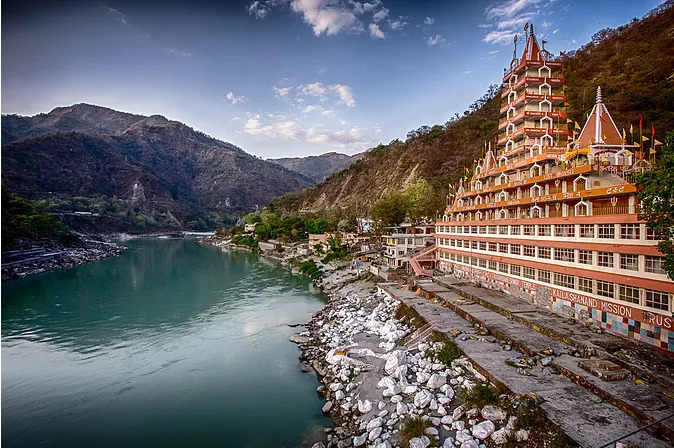 Spiritual India Tours (@spiritualindia) Cover Image