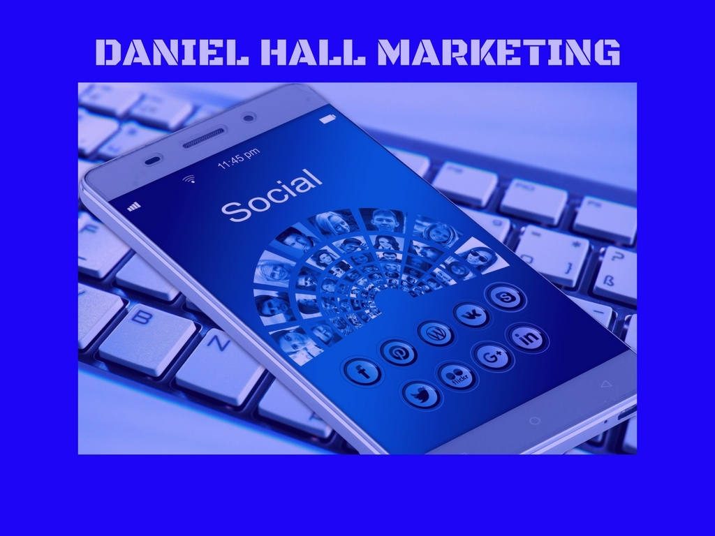 Daniel Hall (@danielhallmarketing) Cover Image