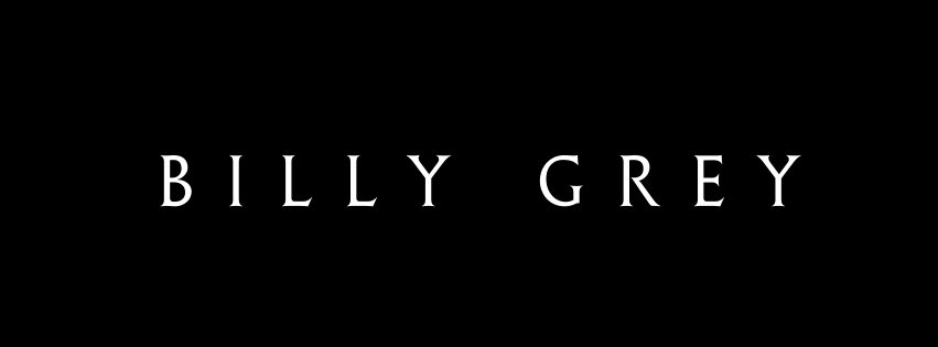 (@billygreyofficial) Cover Image