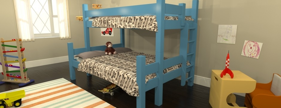 Maine Bunk Beds (@mainebunkbeds) Cover Image